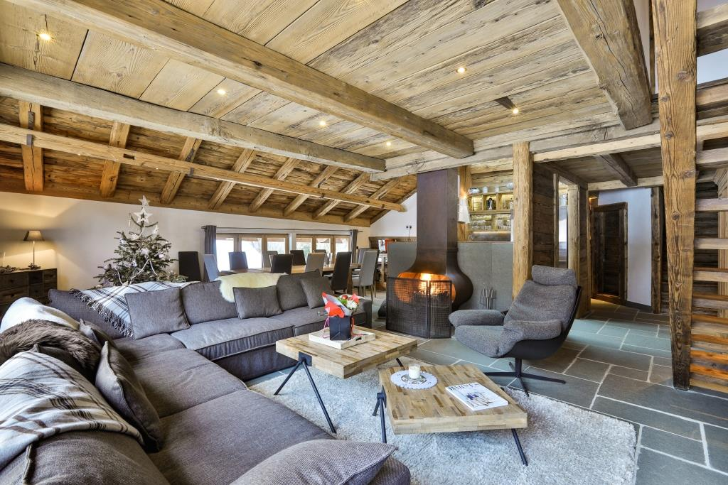See details CHAMONIX MONT-BLANC Villa 5 rooms, 5 bedrooms